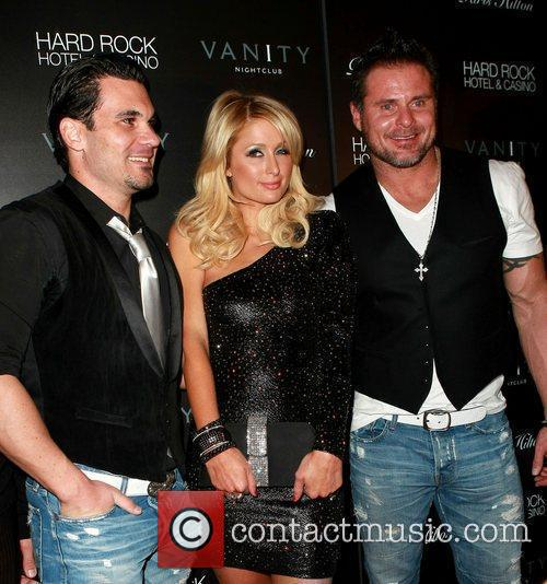 Hard Rock Hotel & Casino welcomes Paris Hilton...