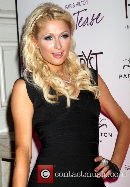 Paris Hilton and Las Vegas 4