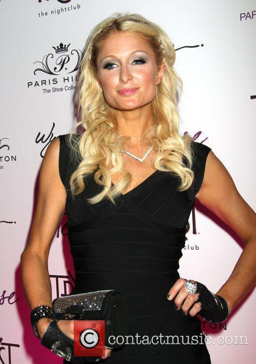 Paris Hilton and Las Vegas 1