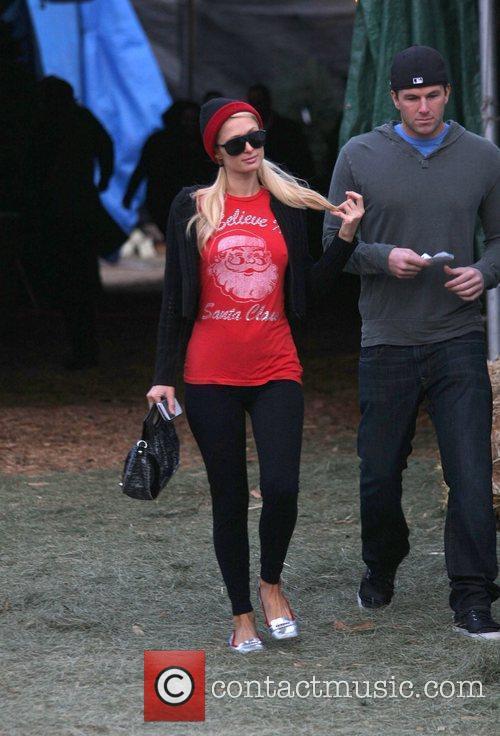 Paris Hilton and Her Boyfriend Doug Reinhardt 5