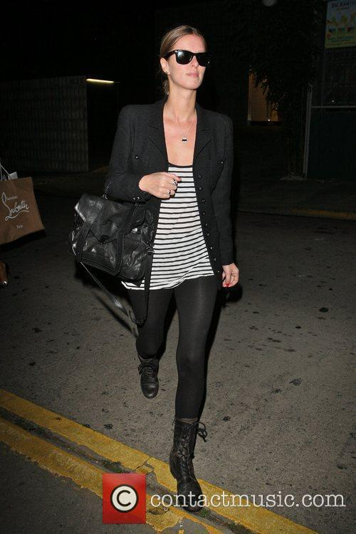 Nicky Hilton on a shopping spree in West...