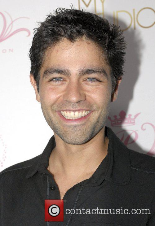 Adrian Grenier launches her new frangrance 'Tease' at...