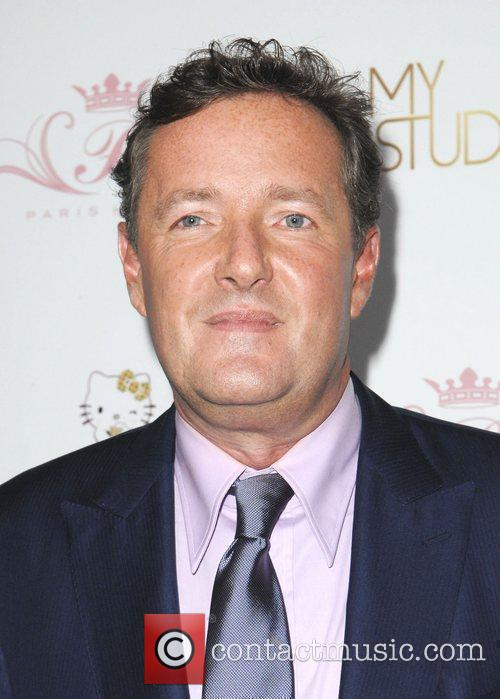 Piers Morgan launches her new frangrance 'Tease' at...