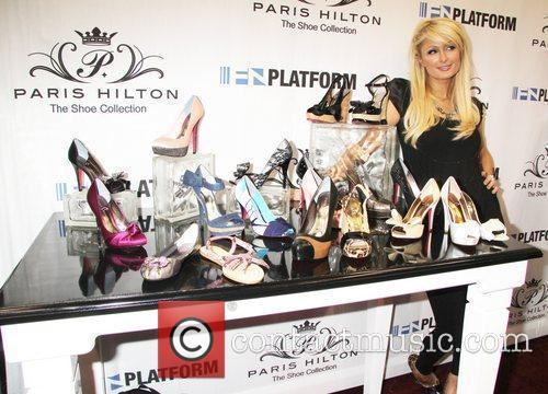Paris Hilton and Las Vegas 9