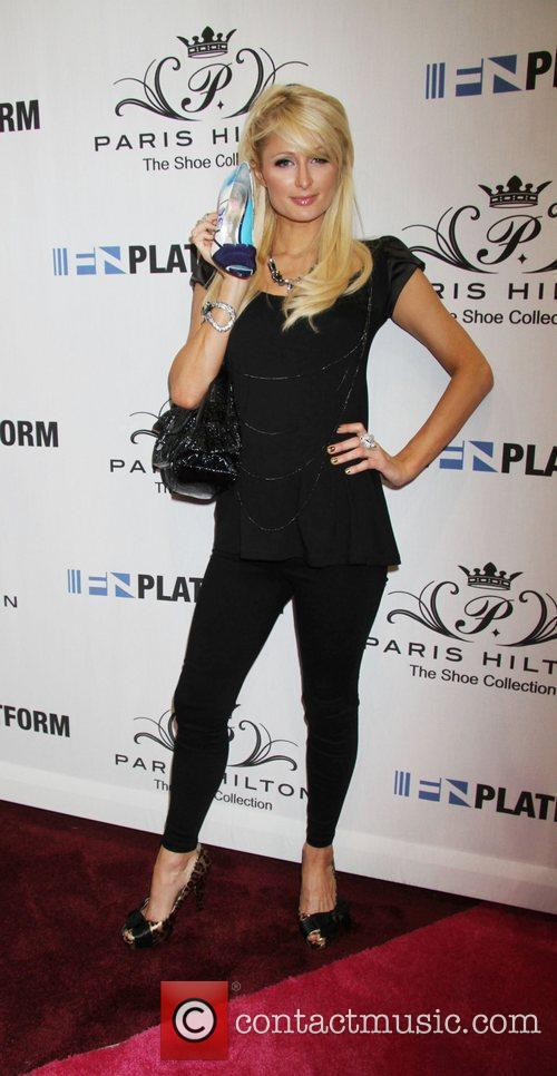 Paris Hilton and Las Vegas 7