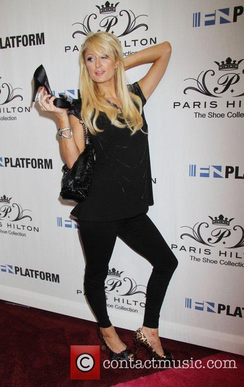 Paris Hilton and Las Vegas 12
