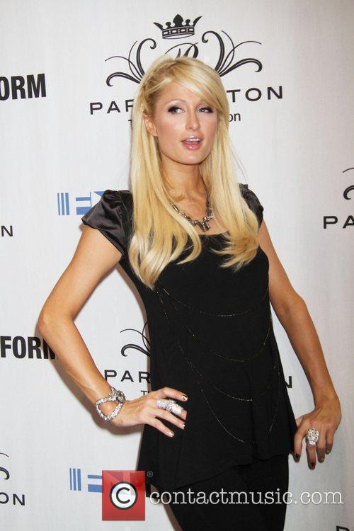 Paris Hilton and Las Vegas 1
