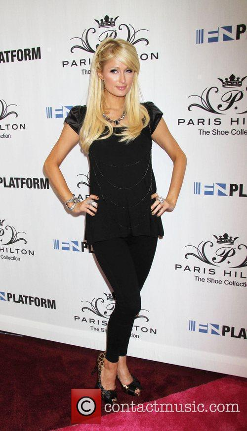 Paris Hilton and Las Vegas 6
