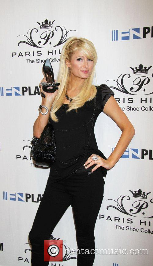 Paris Hilton and Las Vegas 5