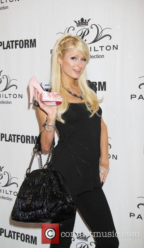 Paris Hilton and Las Vegas 4