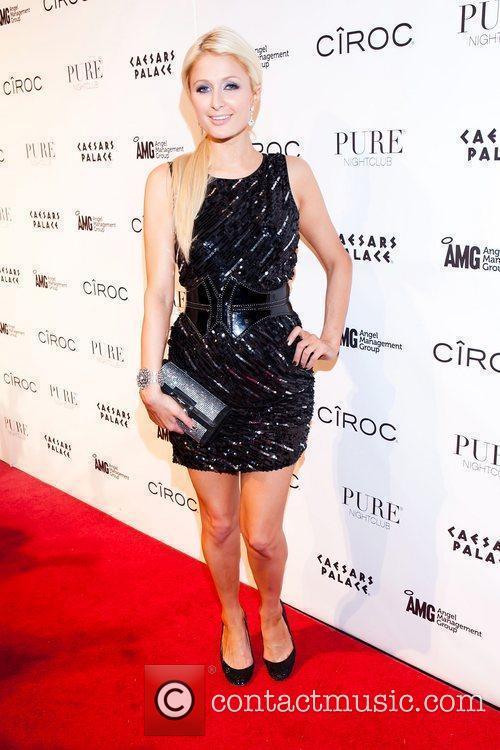 Paris Hilton, Caesars, Las Vegas, Playboy, Caesars Palace, Pure Nightclub