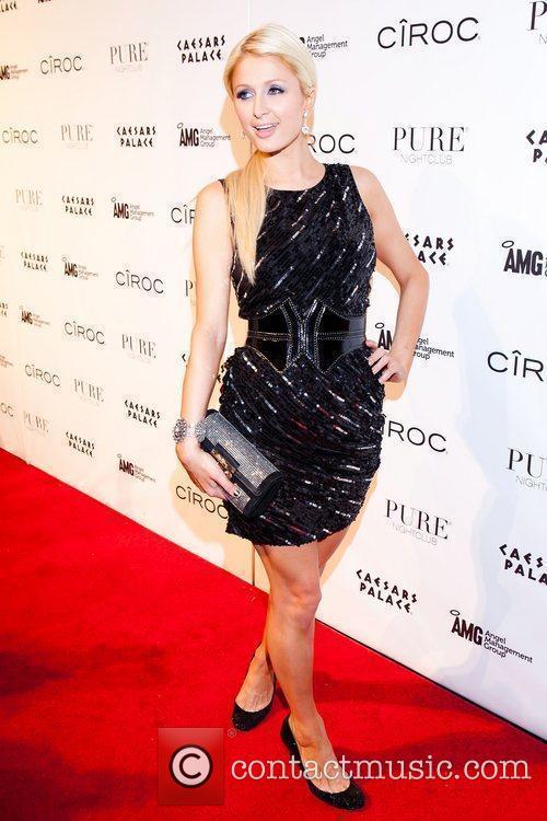 Paris Hilton, Caesars, Las Vegas and Playboy 24