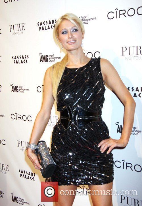 Paris Hilton, Caesars, Las Vegas and Playboy 25