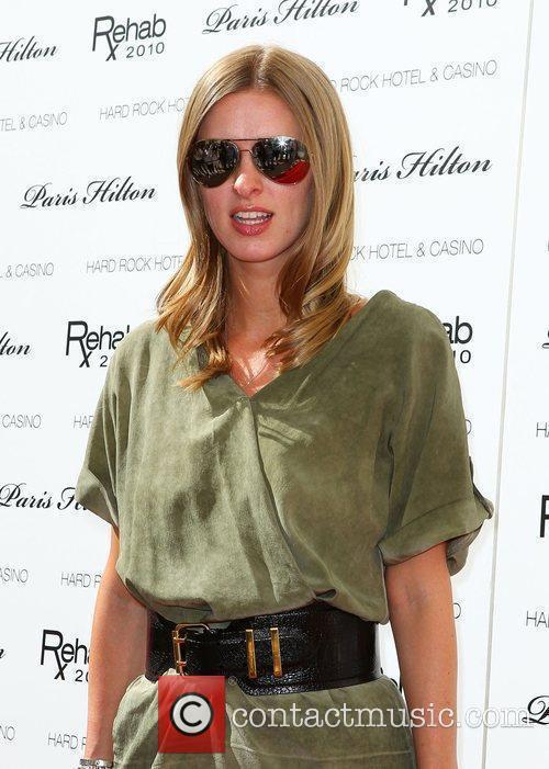 Nicky Hilton Paris Hilton hosts Rehab - The...