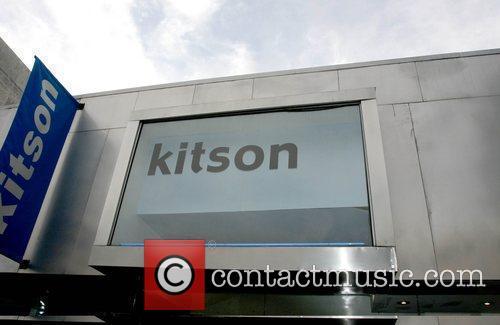 General view of Kitson on Robertson Boulevard where...