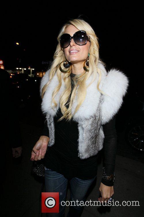 Paris Hilton, Bleu, Brooke Mueller