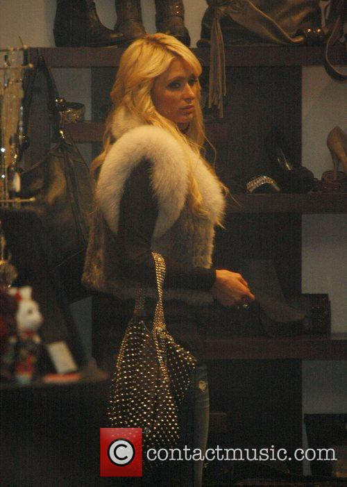 Paris Hilton, Bleu and Brooke Mueller 2