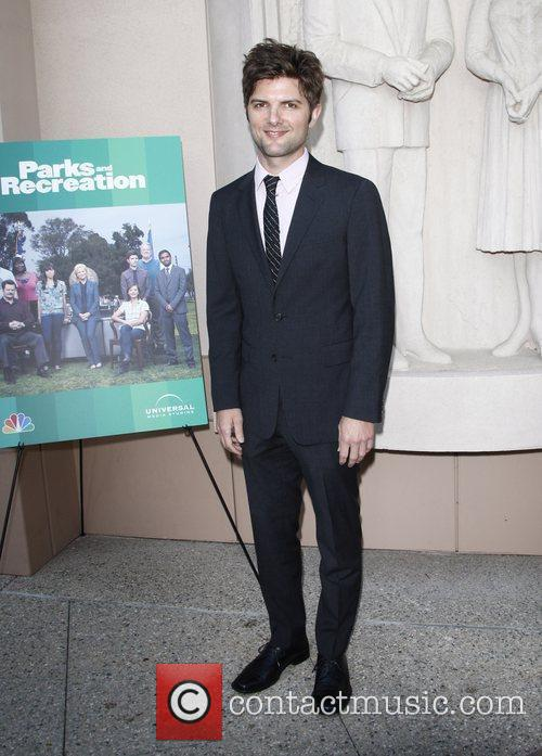 'Parks And Recreation' screening at Leonard H. Goldenson...