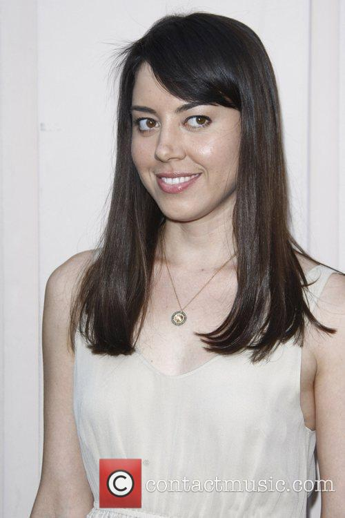 Aubrey Plaza 'Parks And Recreation' screening at Leonard...