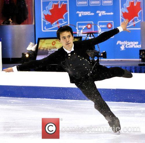 Golden medalist at the 2010 BMO Canadian Figure...