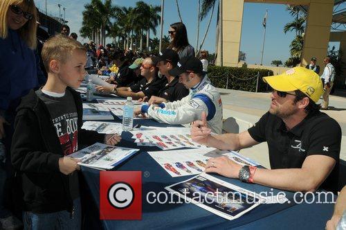Prior to the Miami Grand Prix on March...