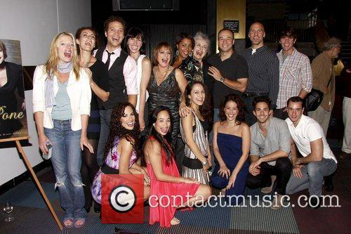 Patti Lupone, Justin Guarini and Women