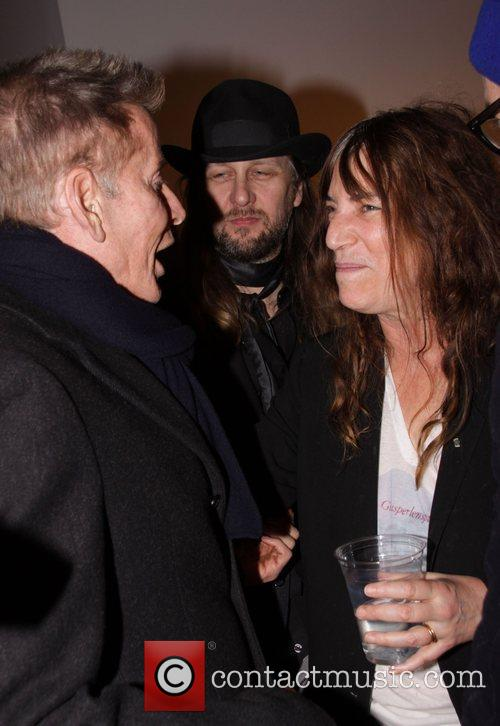 Calvin Klein, Steven Sebring and Patti Smith 10