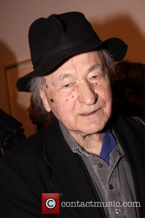 Jonas Mekas 'Objects of Life' opening reception at...