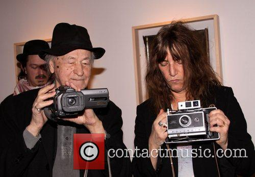 Jonas Mekas and Patti Smith 3
