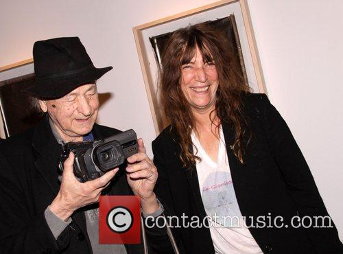 Jonas Mekas and Patti Smith 2
