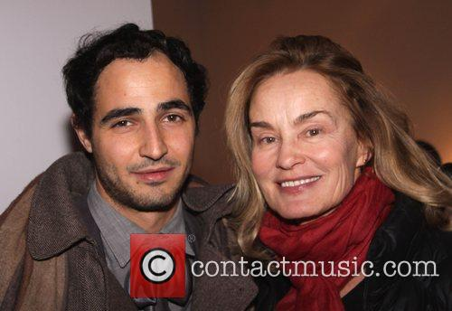 Zac Posen and Jessica Lange 'Objects of Life'...