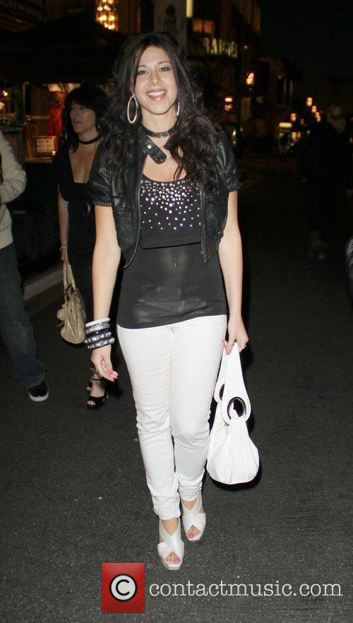 Patti Stanger was spotted shopping at the Grove...