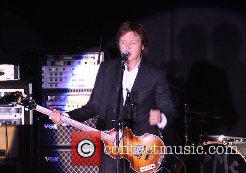 Sir Paul Mccartney 9