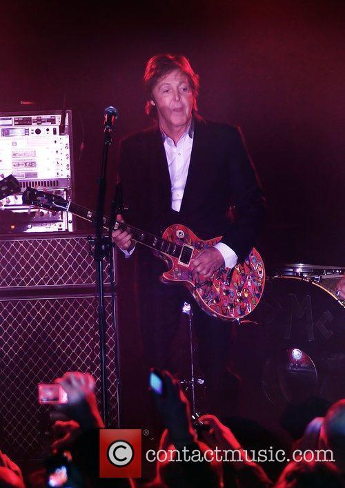 Sir Paul McCartney 14