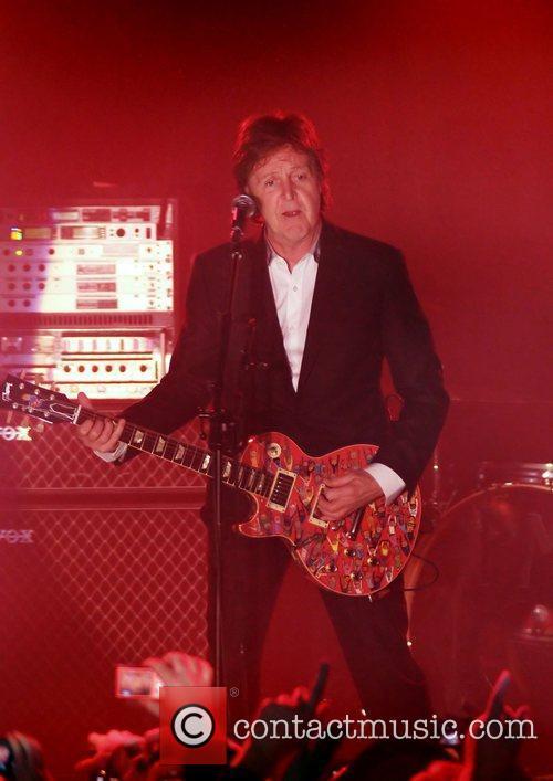 Sir Paul McCartney 17