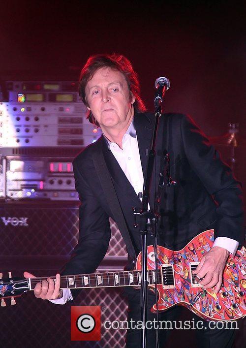 Sir Paul McCartney 12
