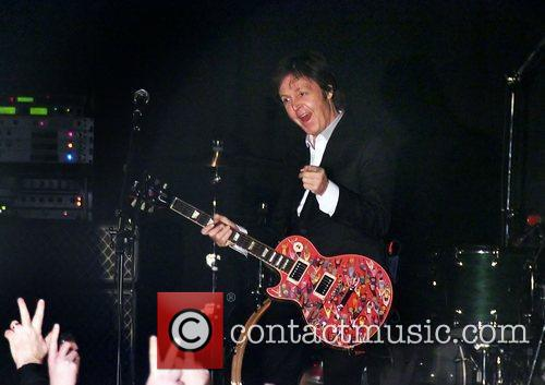 Sir Paul McCartney 16
