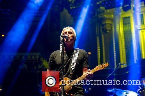 Paul Weller  performing at the Royal Albert...