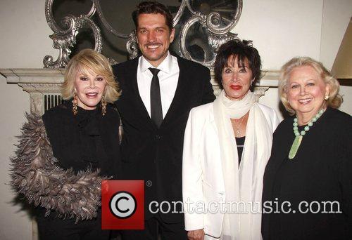 Joan Rivers, Barbara Cook, Cabaret and Chita Rivera 4