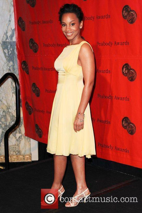 Anika Noni Rose 69th Annual Peabody Awards at...