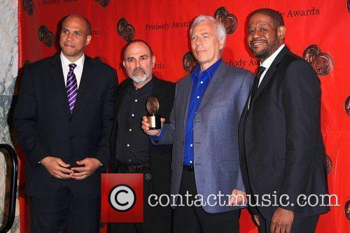 Cory Booker, Forest Whitaker, guests 69th Annual Peabody...