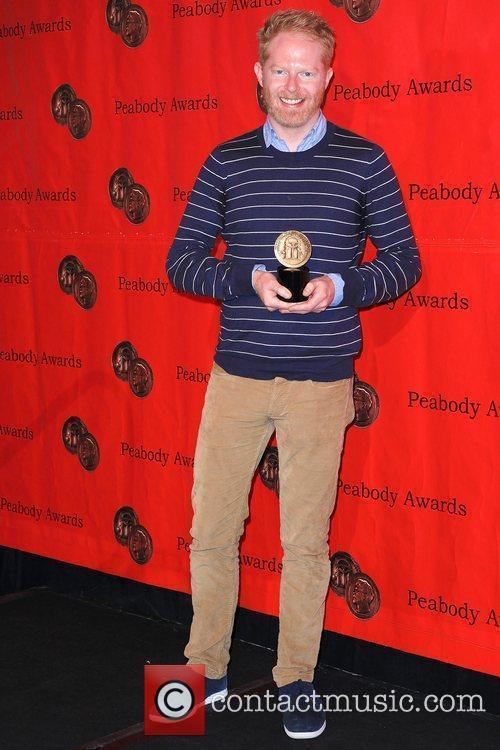 Jesse Tyler Ferguson 69th Annual Peabody Awards at...
