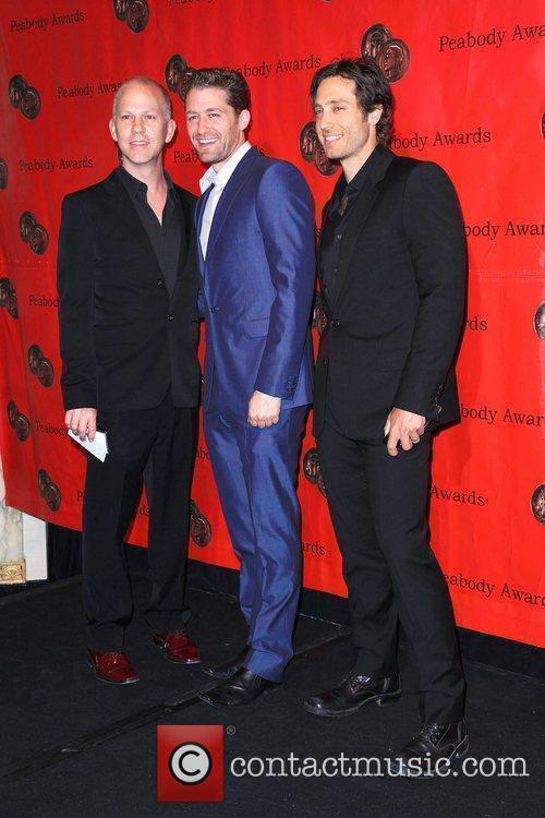 Ryan Murphy, Matthew Morrison 69th Annual Peabody Awards...