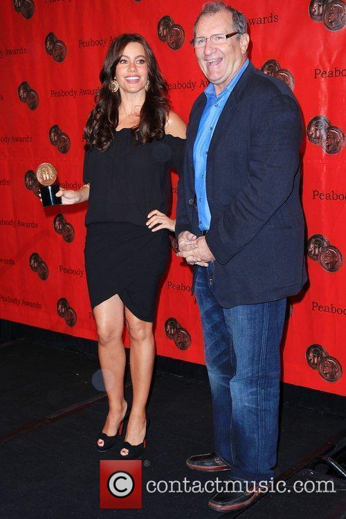Sofia Vergara and guest 69th Annual Peabody Awards...