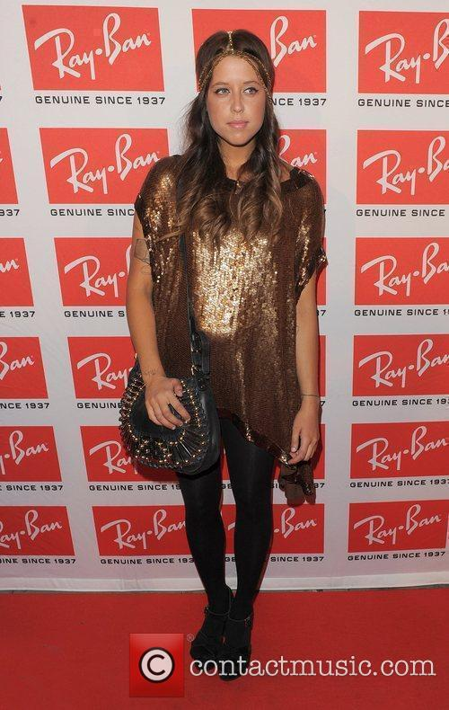 Peaches Geldof made a surprise appearance at the...