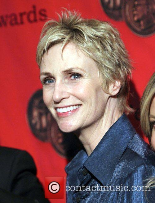 Actress Jane Lynch attend the 69th Annual Peabody...