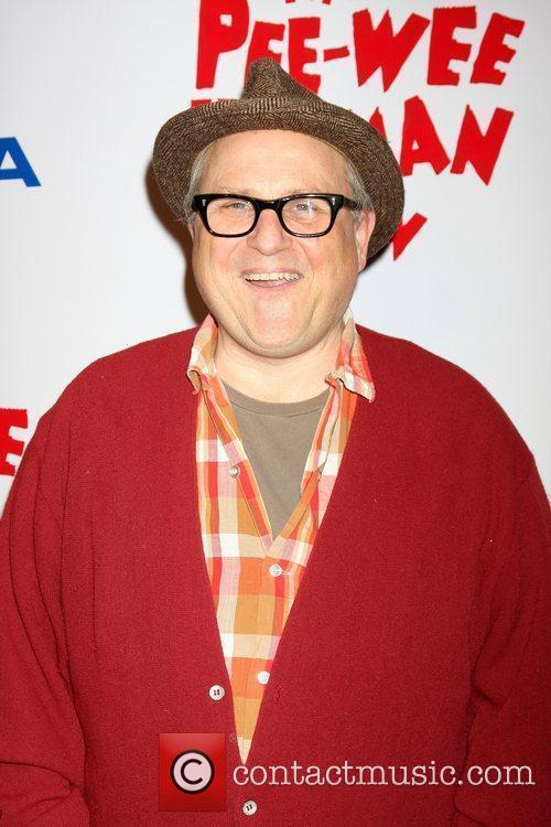 Bobcat Goldthwait at the opening night of the...