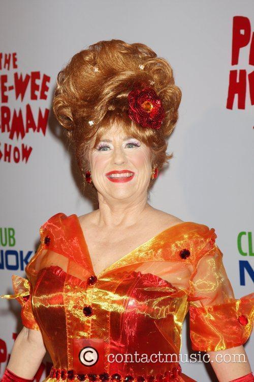 Lynne Marie Stewart as Miss Yvonne at the...