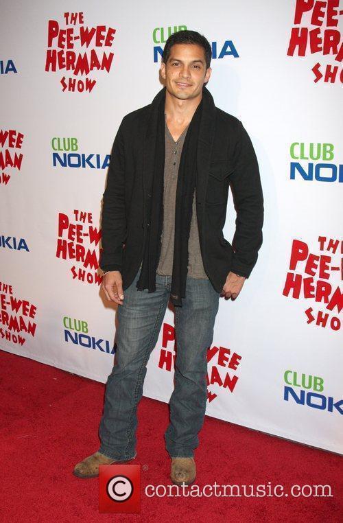 Nicholas Gonzalez  at the opening night of...