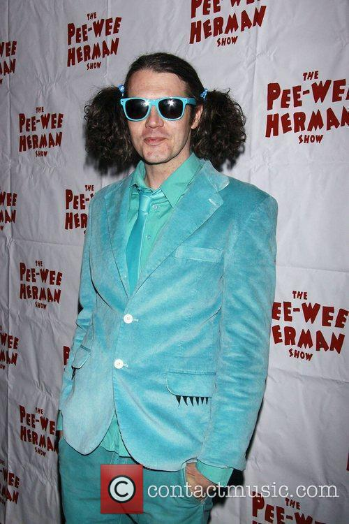 Guests and Pee Wee Herman 3
